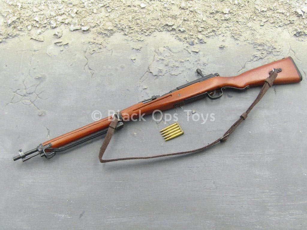 WWII - Imperial Japanese Army - Type 99 Arisaka Rifle