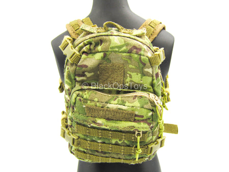 Villa Sister - Jungle Python - Multicam Backpack