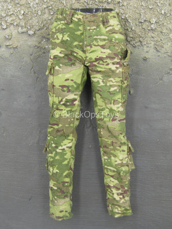 Villa Sister - Jungle Python - Female Multicam Combat Pants