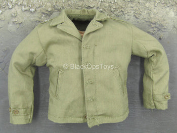 WWII - US Captain Miller - M41 Field Jacket