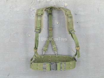 Metal Gear Solid - Quiet/TIIXIJ - OD Green Harness w/Belt