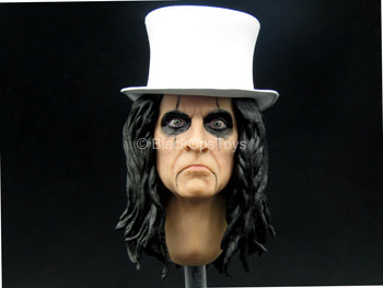 Alice Cooper - Male Head Sculpt
