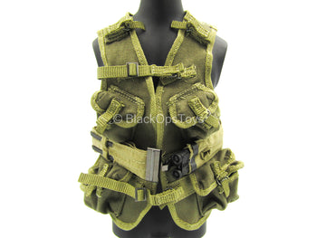 WWII - US Captain Miller - Ranger Assault Vest w/Floatation Belt