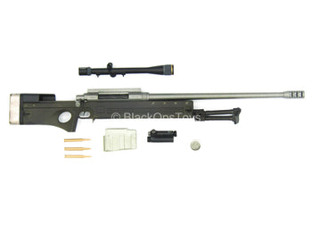 Metal Gear Solid - Quiet/TIIXIJ - Brenn. LR46 Sniper Rifle
