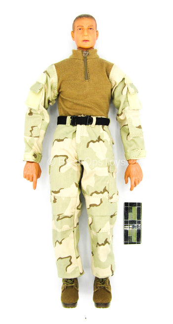 US Navy Seal Team 10 - Male Dressed Body w/Head Sculpt