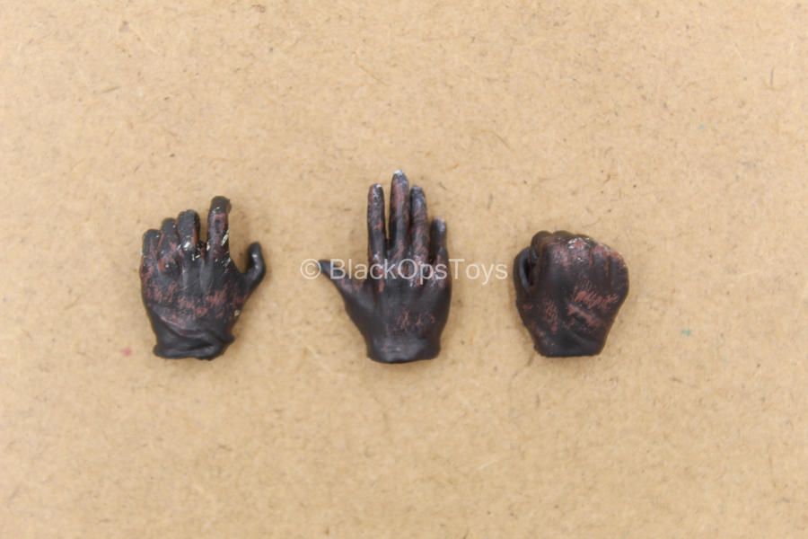 "1/12 - Ranger ""Anonymous"" - Weathered Gloved Hand Set (Type 2)"