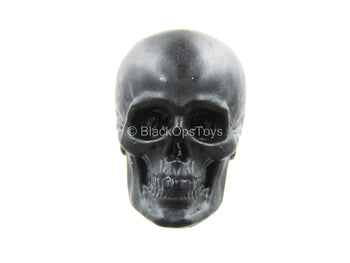 1/12 - Agent Gomez - Black Skull Head Sculpt