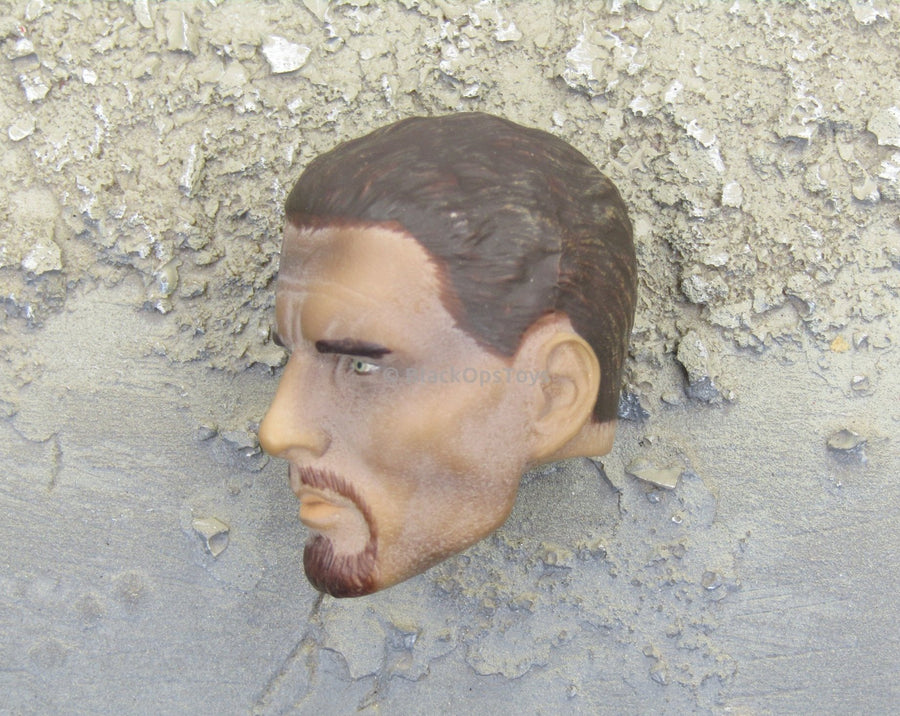 GI JOE Desert Trooper Dusty Head Sculpt
