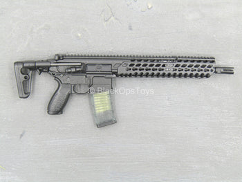 RIFLE - Black Sig MPX 5.56 Carbine Assault Rifle