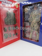BBI Freedom Force U.S. Marine Corps Persian Gulf Figure Version 1 Mint In Box