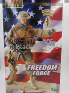 BBI Freedom Force U.S. Army Special Forces Airborne Mint In Box