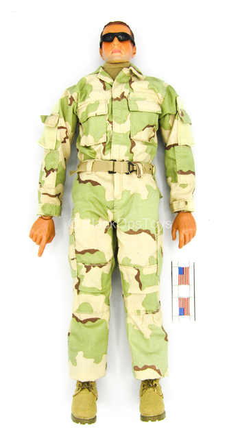 U.S. Air Force STS - Male Dressed Body w/Head Sculpt & Glasses