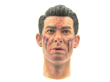 WWII - Combat Medic Dixon - Head Sculpt w/Battle Damage