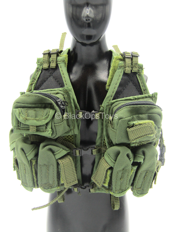 U.S. Air Force STS - Green Combat Vest