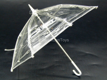 Armed Female 3.0 - Transparent Umbrella