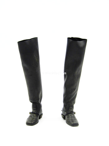 Brotherhood of Arms General J.E.B. Stuart Knee High Cowboy Boots (Foot Type)