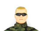 US Air Force STS - Male Dressed Body w/Head Sculpt & Glasses