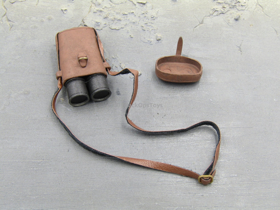Brotherhood of Arms General J.E.B. Stuart Binoculars & Shoulder Bag