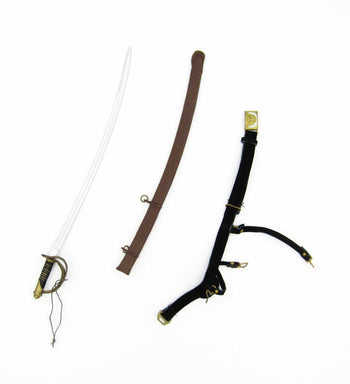 Brotherhood of Arms General J.E.B. Stuart Sword & Belt Set