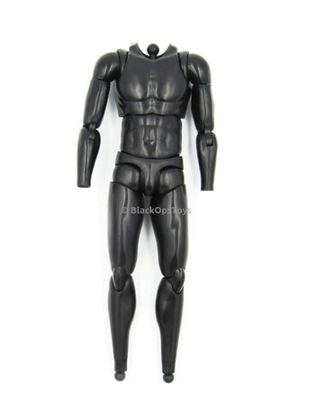 Star Wars Darth Maul Black Slim Male Base Body