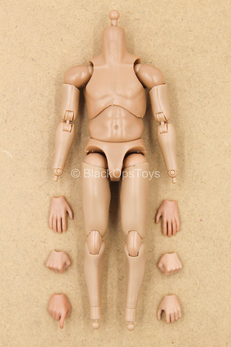1/12 - 75th Ranger - Grenadier - Male Base Body