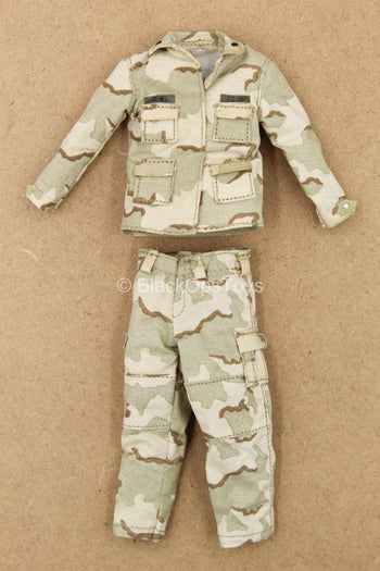 1/12 - 75th Ranger - Grenadier - Desert Camo Uniform Set