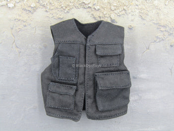 Star Wars Han Solo Black Vest