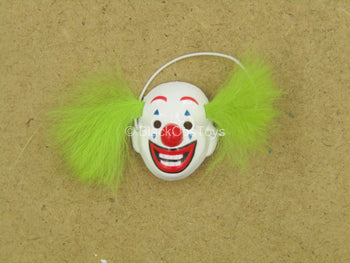 1/12 - Arthur Wayne - Clown Mask