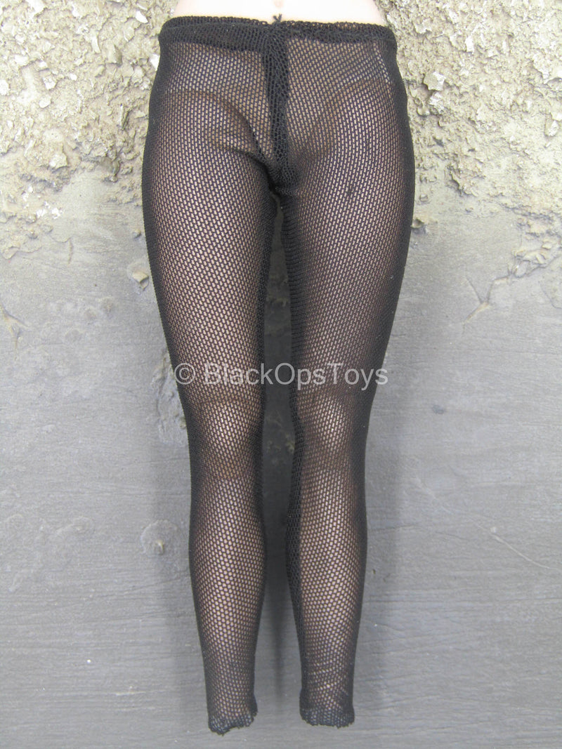 Female Dress Set - Black Leggings