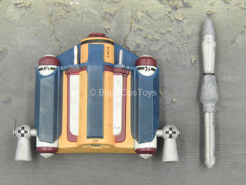 Star Wars - Jango Fett - Z-6 Jet Pack w/Functioning Launcher