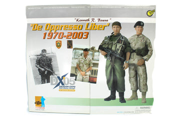 De Oppresso Liber 1970 - 2003 - Kenneth R Bowra - MINT IN BOX