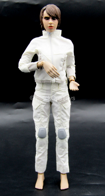 Banshee Stealth Warrior Light Version - White Uniform Set