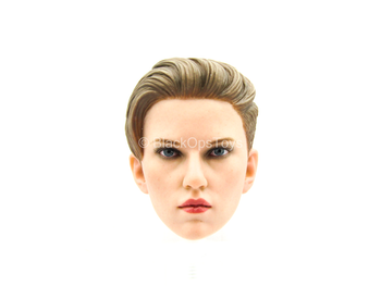 Banshee Stealth Warrior Dark Version - Female Head Sculpt