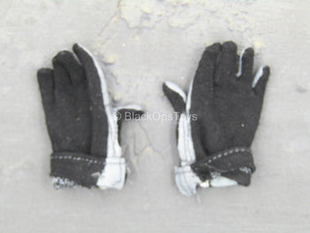 UNIFORM - Black & Grey Nomex Flight Gloves