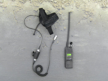 ODA Assault Team Leader Special Forces Radio & Headset