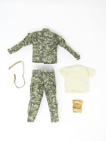 ODA Assault Team Leader Special Forces ACU Combat Uniform Set