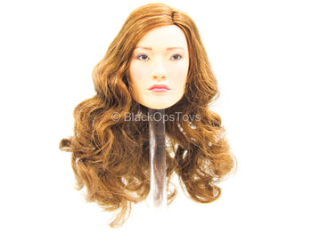 Female Dress Set - Female Asian Brunette Head Sculpt