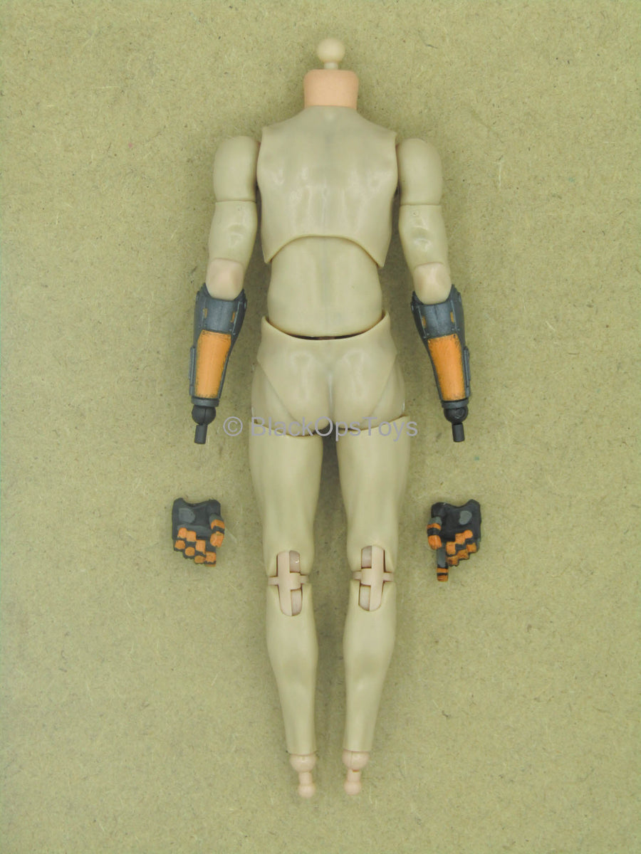 1/12 - A.K.Waters (Baal) - Male Body w/Robotic Forearms & Hands