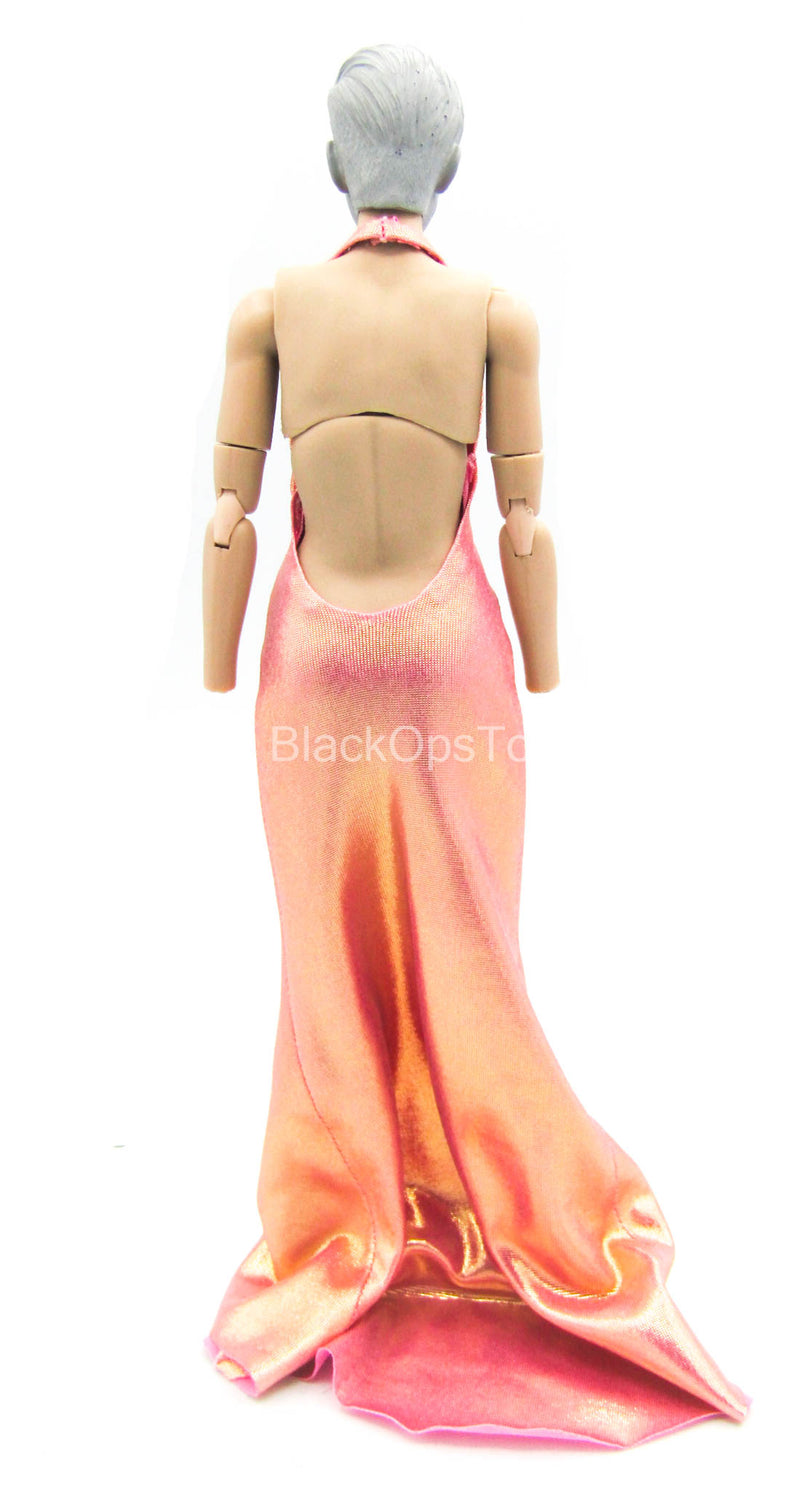 Female Dress Set - Pink Dress