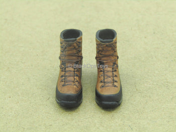 1/12 - A.K.Waters (Baal) - Hiking Boots (Foot Type)