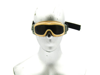 HEADGEAR - Tan Goggles