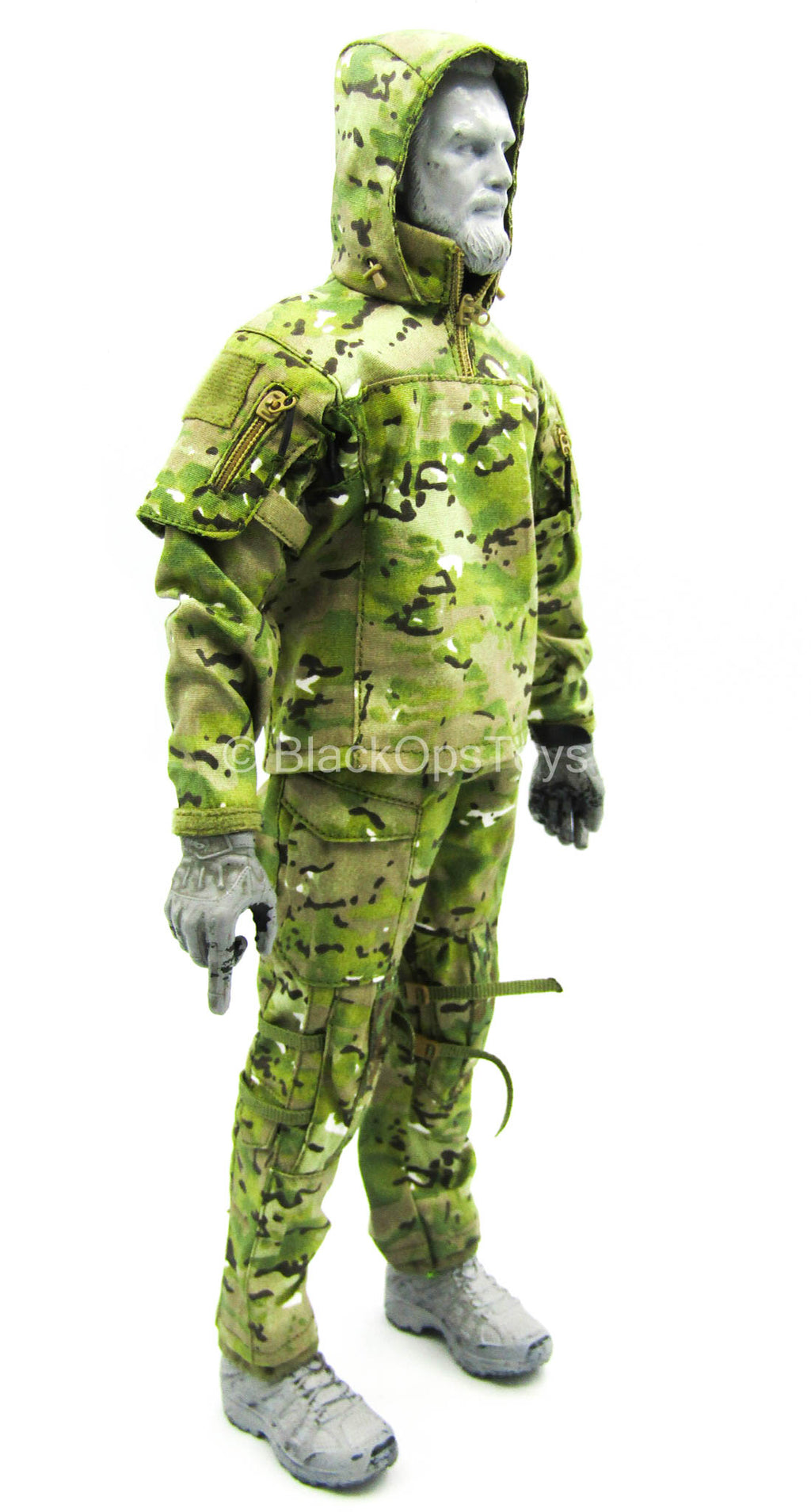 SMU Part XI Quick Response Force - Multicam Combat Uniform Set
