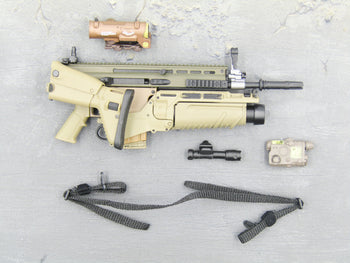 Mark Forester - US CCT - Tan Scar-H w/Accessory Set