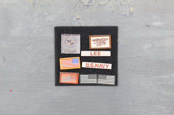 Marc A. Lee - Seal Team 3 - Patch Set