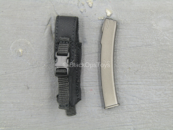 Russian - FSB Alpha Group - SMG Stick Mag w/Pouch