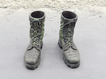 RARE Aliens Colonial Marine Peg Type Jungle Boots
