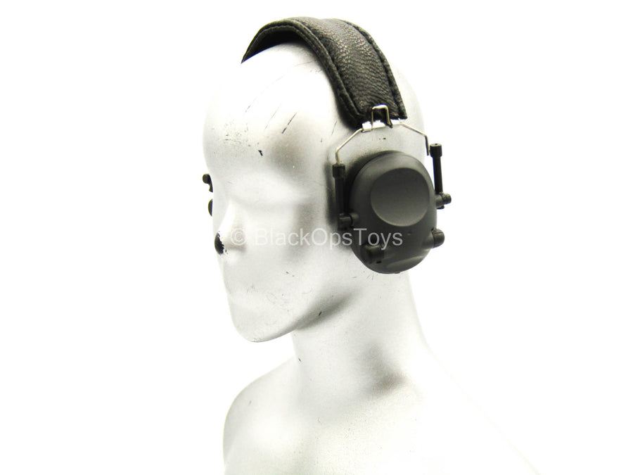 The Range Day Shooter - Black & Grey Headset