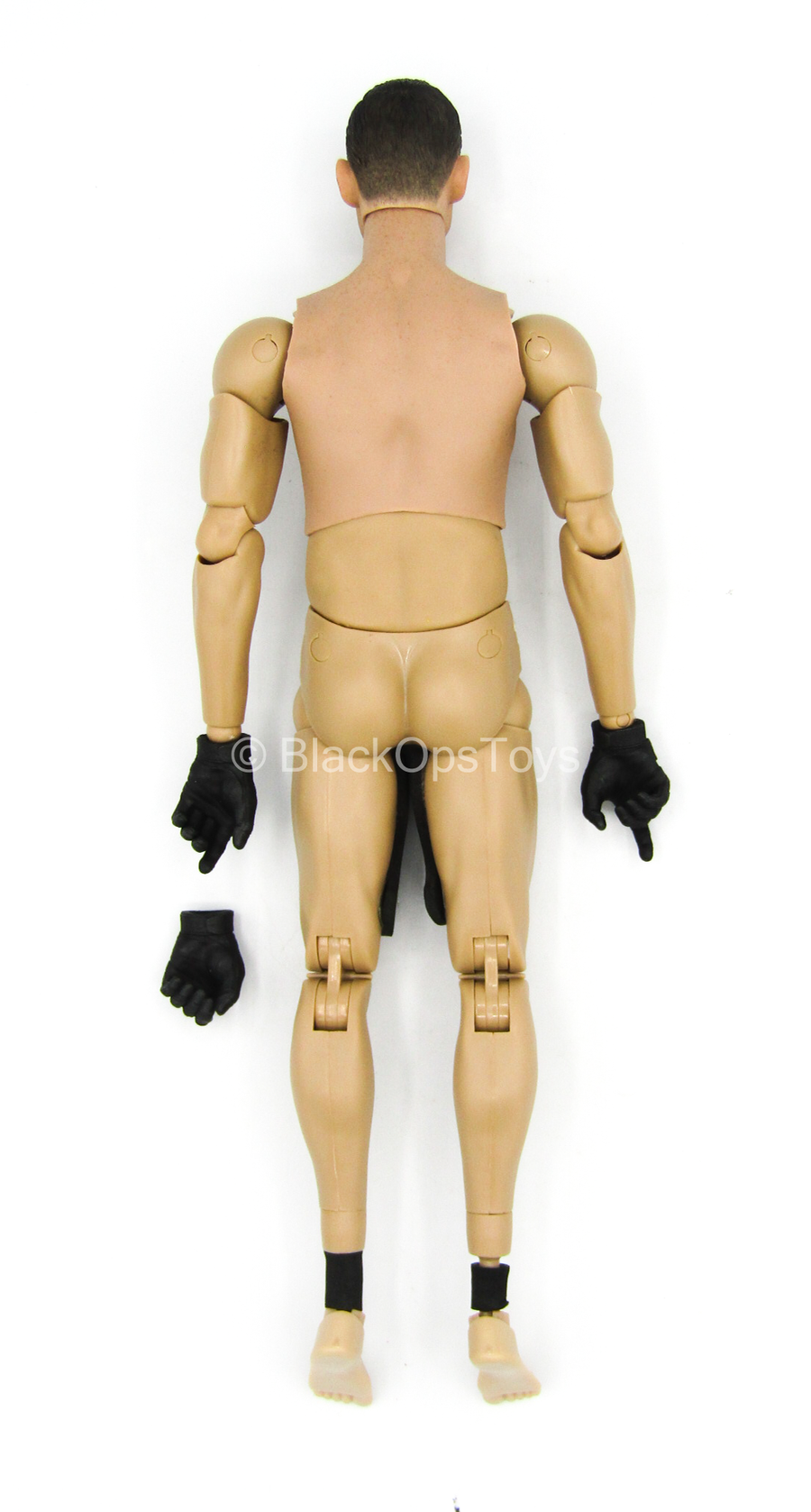 Russian - FSB Alpha Group - Male Base Body w/Head Sculpt