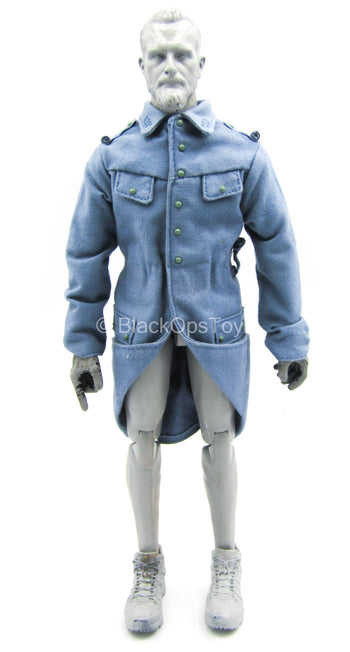 WWI French Rifleman 151st reg. - Blue Military Coat