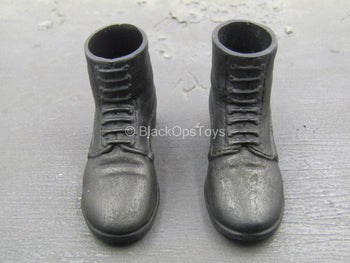 WWI French Rifleman 151st reg. - Black Boots (Foot Type)